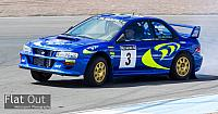 McRae Challenge Rally at Knockhill