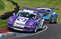 Porsche Carrera Cup GB Knockhill